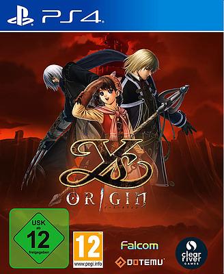 Einfach und sicher online bestellen: Ys Origin in Österreich kaufen.