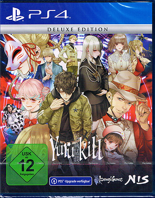 Einfach und sicher online bestellen: Yurukill: The Caluminatin Games Deluxe Edition in Österreich kaufen.