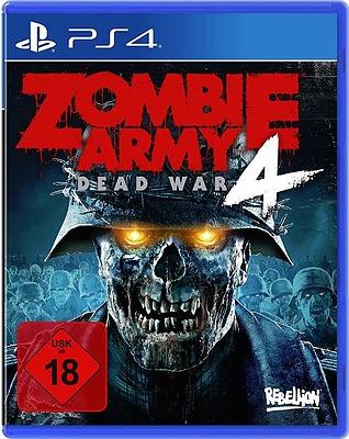 Einfach und sicher online bestellen: Zombie Army 4: Dead War in Österreich kaufen.