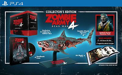 Einfach und sicher online bestellen: Zombie Army 4: Dead War Collectors Edition in Österreich kaufen.