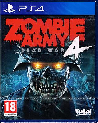 Einfach und sicher online bestellen: Zombie Army 4: Dead War (PEGI) in Österreich kaufen.