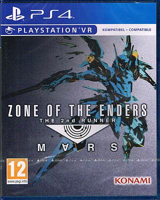 Einfach und sicher online bestellen: Zone of the Enders: The 2nd Runner (AT-PEGI) in Österreich kaufen.