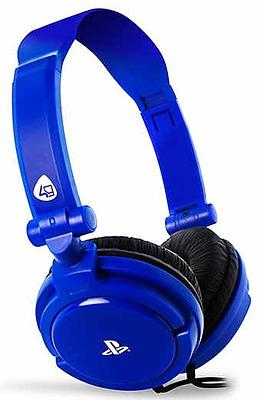 Einfach und sicher online bestellen: 4Gamers Stereo Gaming Headset 10 Blau in Österreich kaufen.