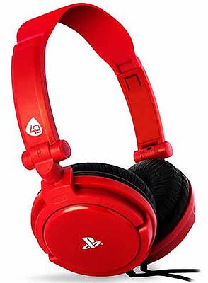 Einfach und sicher online bestellen: 4Gamers Stereo Gaming Headset 10 Rot in Österreich kaufen.