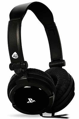 Einfach und sicher online bestellen: 4Gamers Stereo Gaming Headset 10 Schwarz in Österreich kaufen.
