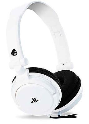 Einfach und sicher online bestellen: 4Gamers Stereo Gaming Headset 10 Weiss in Österreich kaufen.