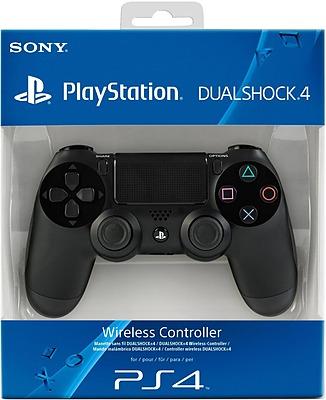 Einfach und sicher online bestellen: Controller DualShock 4 schwarz in Österreich kaufen.