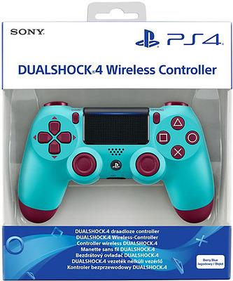 Einfach und sicher online bestellen: Controller DualShock 4 Berry Blue in Österreich kaufen.