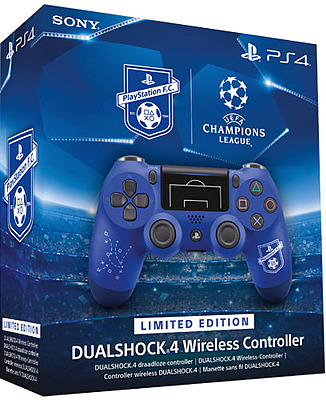 Einfach und sicher online bestellen: Controller DualShock 4 PlayStation F.C. Limited in Österreich kaufen.