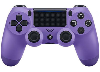 Einfach und sicher online bestellen: Controller DualShock 4 Electric Purple in Österreich kaufen.