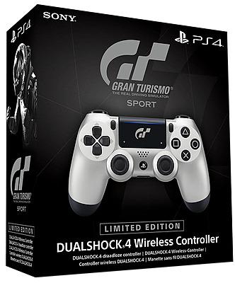Einfach und sicher online bestellen: Wireless Controller 4 GT Sport Limited in Österreich kaufen.