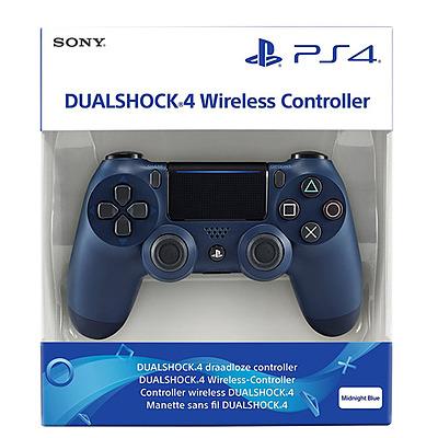 Einfach und sicher online bestellen: Controller DualShock 4 Midnight Blue V2 in Österreich kaufen.