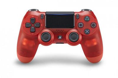 Einfach und sicher online bestellen: Controller DualShock 4 Red Translucent V2 in Österreich kaufen.