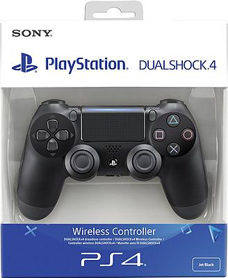 Einfach und sicher online bestellen: Controller DualShock 4 schwarz V2 in Österreich kaufen.