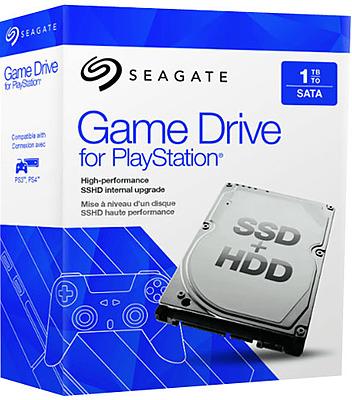 Einfach und sicher online bestellen: PlayStation 4 Festplatte Seagate Game Drive 1 TB in Österreich kaufen.