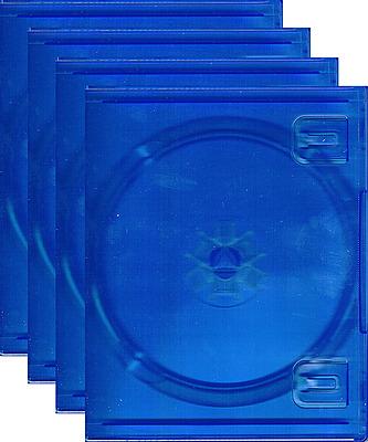 Einfach und sicher online bestellen: Playstation 4 Leerhülle 4 Stück in Österreich kaufen.