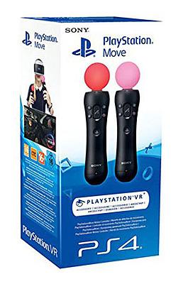Einfach und sicher online bestellen: PlayStation 4 Move Controller Twin Pack in Österreich kaufen.