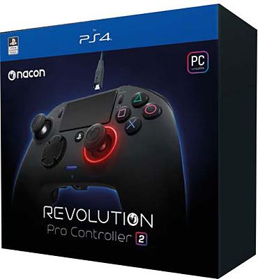 Einfach und sicher online bestellen: Nacon Revolution Pro Controller V2 in Österreich kaufen.