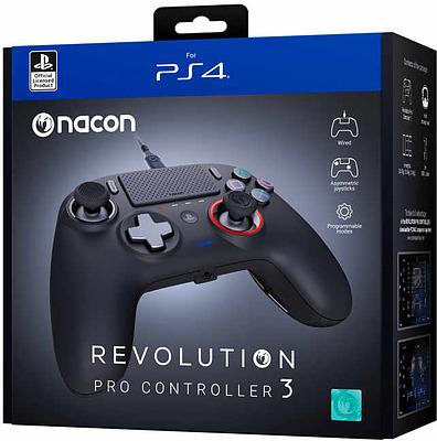 Einfach und sicher online bestellen: Nacon Revolution Pro Controller V3 in Österreich kaufen.