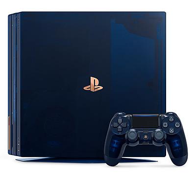 Einfach und sicher online bestellen: PlayStation 4 2TB 500 Million Limited Edition in Österreich kaufen.