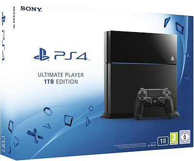 Einfach und sicher online bestellen: PlayStation 4 1TB Ultimate Player Edition in Österreich kaufen.
