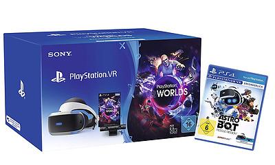 Einfach und sicher online bestellen: PlayStation VR Starter Pack & Astro Bot Rescue in Österreich kaufen.