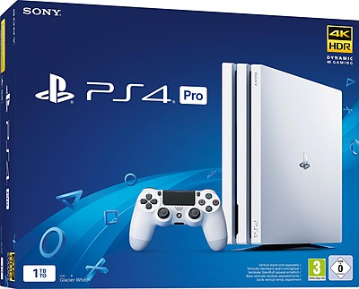 Einfach und sicher online bestellen: PlayStation 4 Pro 1TB White in Österreich kaufen.