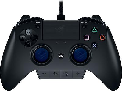 Einfach und sicher online bestellen: Razer Raiju PS4 Controller für Pro Gamer in Österreich kaufen.