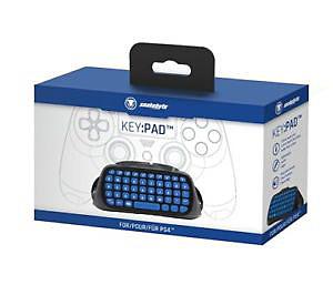 Einfach und sicher online bestellen: snakebyte PS4 Key Pad in Österreich kaufen.