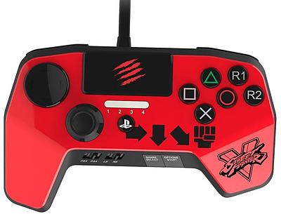 Einfach und sicher online bestellen: Street Fighter 5 FightPad Pro Ken in Österreich kaufen.