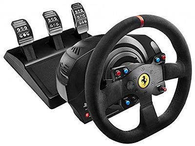 Einfach und sicher online bestellen: Thrustmaster T300 Ferrari Integral Racing Wheel in Österreich kaufen.