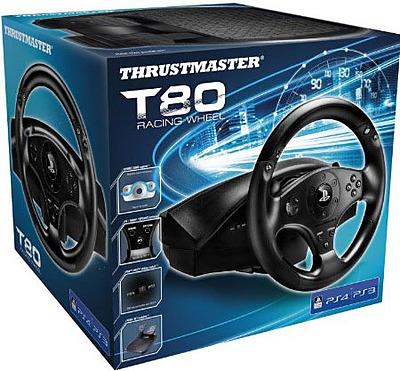 Einfach und sicher online bestellen: Thrustmaster Lenkrad T80 Racing Wheel in Österreich kaufen.