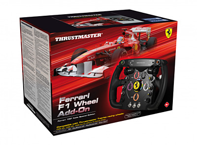 Einfach und sicher online bestellen: Thrustmaster Ferrari F1 Wheel Add-On in Österreich kaufen.
