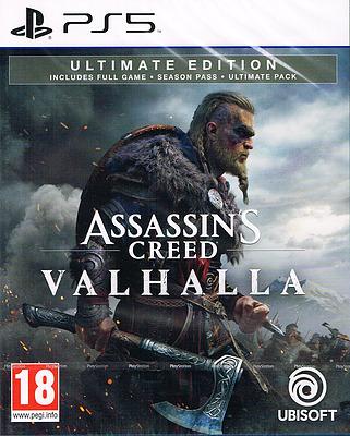 Einfach und sicher online bestellen: Assassins Creed Valhalla Ultimate Edition (AT) in Österreich kaufen.