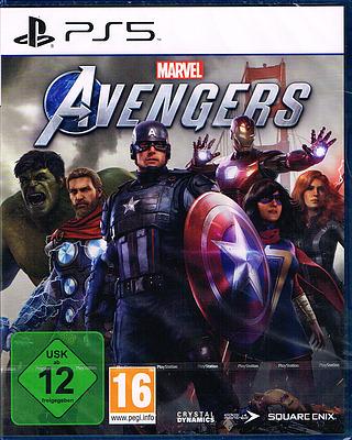 Einfach und sicher online bestellen: Marvel's Avengers in Österreich kaufen.
