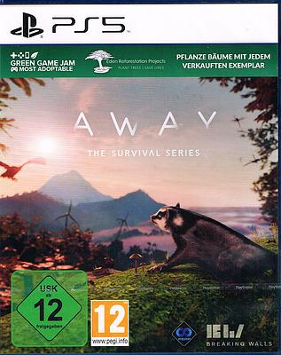 Einfach und sicher online bestellen: AWAY: The Survival Series in Österreich kaufen.