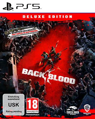 Einfach und sicher online bestellen: Back 4 Blood Deluxe Edition (AT-PEGI) in Österreich kaufen.