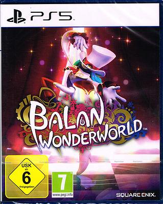 Einfach und sicher online bestellen: Balan Wonderworld (AT-PEGI) in Österreich kaufen.