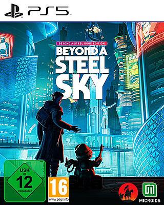 Einfach und sicher online bestellen: Beyond a Steel Sky Steelbook Edition in Österreich kaufen.