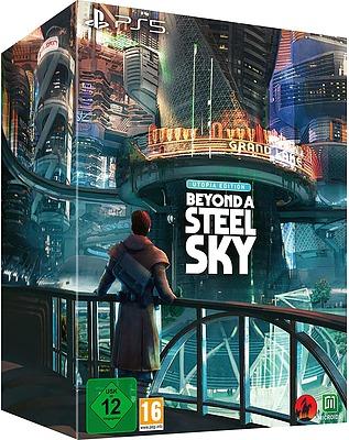 Einfach und sicher online bestellen: Beyond a Steel Sky Utopia Edition (PEGI) in Österreich kaufen.