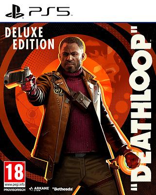 Einfach und sicher online bestellen: DEATHLOOP Deluxe Edition + 11 Boni (AT-PEGI) in Österreich kaufen.