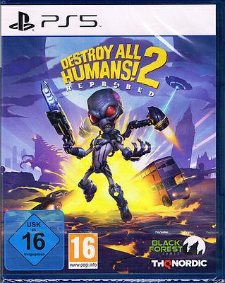 Einfach und sicher online bestellen: Destroy All Humans! 2: Reprobed in Österreich kaufen.