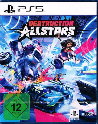 Einfach und sicher online bestellen: Destruction AllStars (AT-PEGI) in Österreich kaufen.
