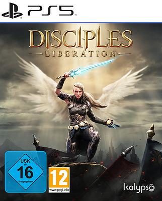 Einfach und sicher online bestellen: Disciples: Liberation Deluxe Edition in Österreich kaufen.