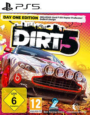 Einfach und sicher online bestellen: DIRT 5 Day One Edition in Österreich kaufen.