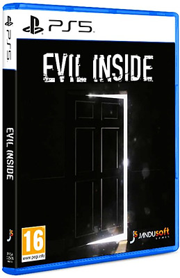 Einfach und sicher online bestellen: Evil Inside (PEGI) in Österreich kaufen.