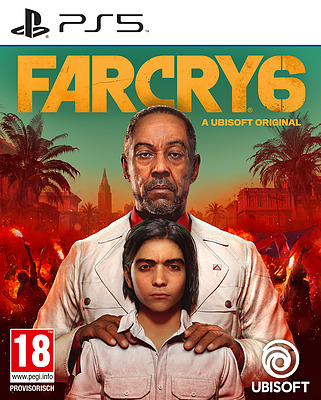 Einfach und sicher online bestellen: Far Cry 6 (PEGI) in Österreich kaufen.