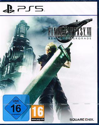 Einfach und sicher online bestellen: Final Fantasy VII Remake Intergrade in Österreich kaufen.
