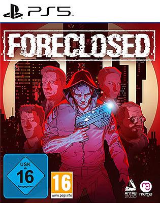 Einfach und sicher online bestellen: Foreclosed in Österreich kaufen.