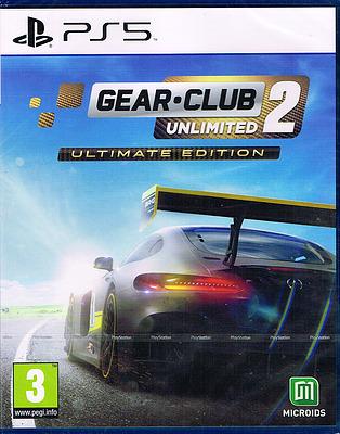 Einfach und sicher online bestellen: Gear Club Unlimited 2 Ultimate Edition (PEGI) in Österreich kaufen.